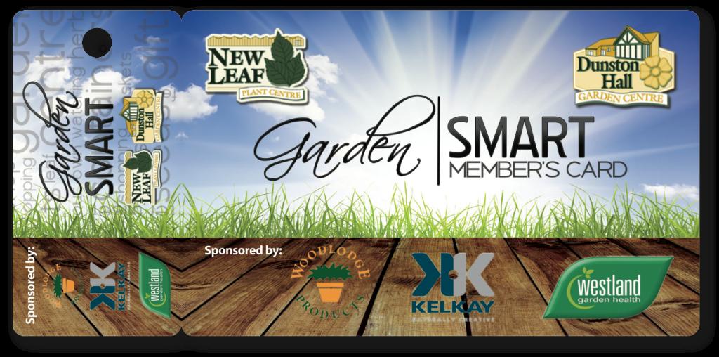 garden smart card & key fob